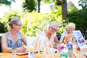 the summit offers exclusive senior living programs
