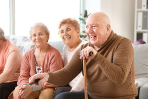 seniors benefit from respite care
